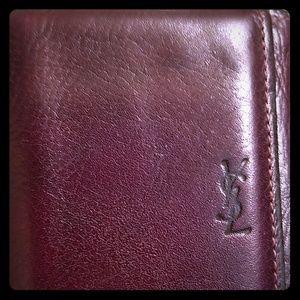 YSL men's wallet